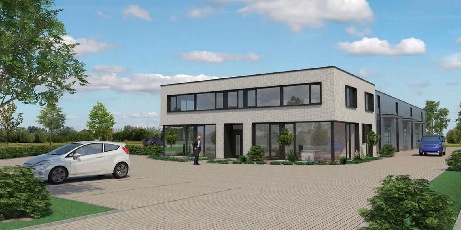 Die Firmenzentrale der Zelek Elektrotechnik GmbH